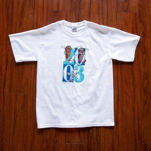 NWT 2003 Hershey Park T-Shirt